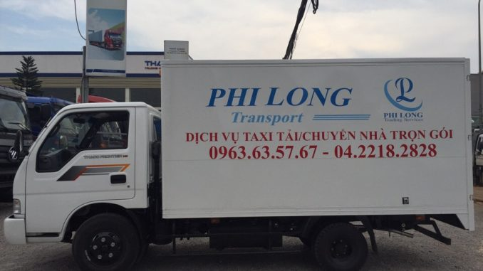 Dịch vụ cho thuê xe tải phố Nguyễn Tư Giản đi Hòa Bình