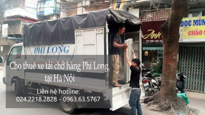 Taxi tải giá rẻ tại phố Gia Quất đi Ninh Bình