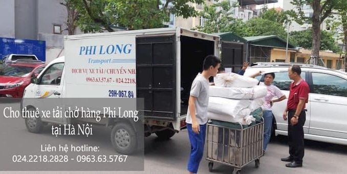 Dịch vụ cho thuê xe tải vận chuyển tại phố Mễ Trì Thượng