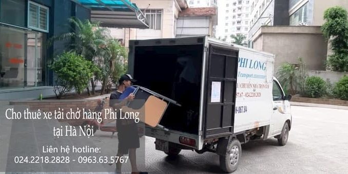 Cho thuê xe tải phố Hàng Vôi đi Quảng Ninh