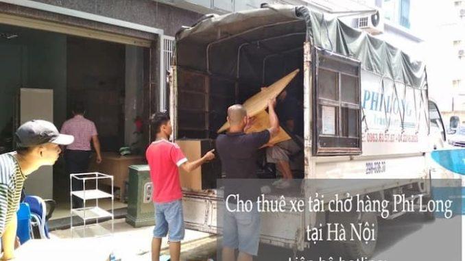 Cho thuê xe tải phố Đường Thành đi Quảng Ninh