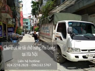 Dịch vụ cho thuê xe tải phố Chợ Gạo đi Quảng Ninh