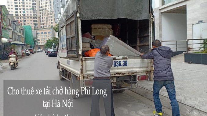 Dịch vụ cho thuê xe tải phố Nam Ngư đi Hòa Bình