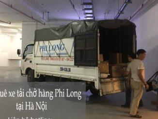 Taxi tải giá rẻ đường Hồ Tùng Mậu đi Phú Thọ