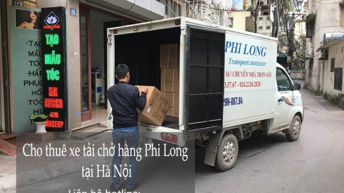 Taxi tải giá rẻ tại đường Đồng Dinh đi Nghệ An