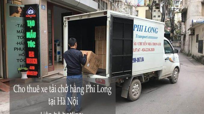 Taxi tải giá rẻ tại đường Kim Quan đi Hải Phòng