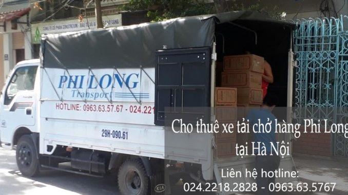 Taxi tải giá rẻ tại đường Thượng Thanh đi Nghệ An