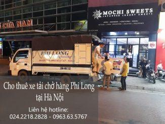 Taxi tải Phi Long giảm giá 20% cho khách hàng tại Hà Nội.